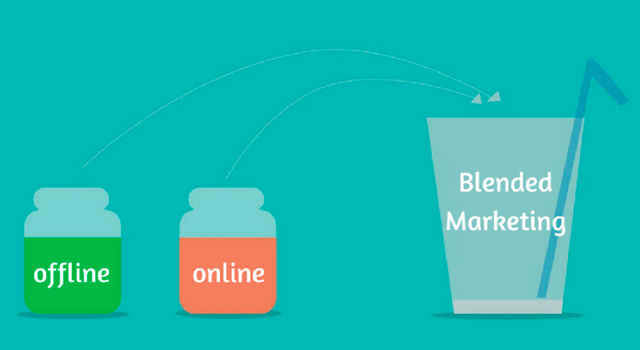 blended-marketing