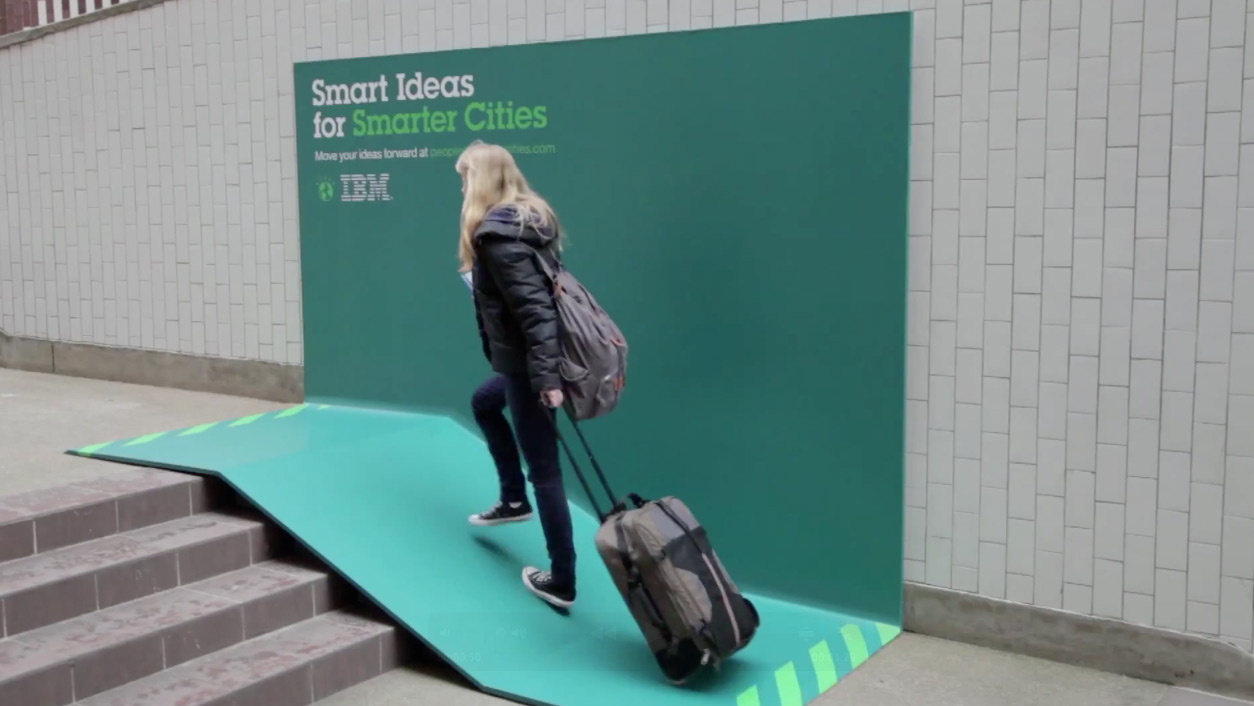 Smarter Cities OOH 4